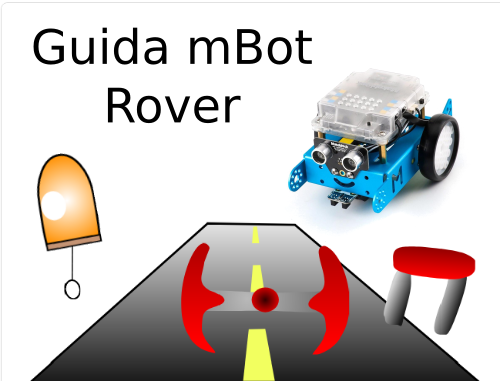 mBot tutorial 4 – rover